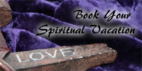 Book Your Spiritual Vacation